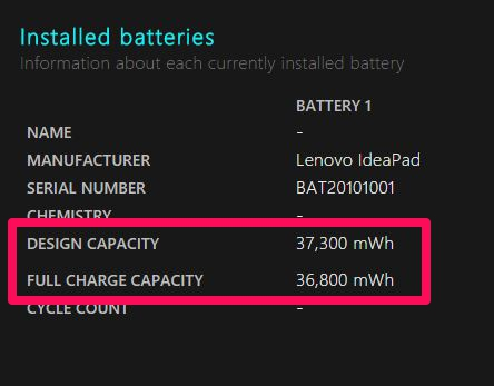 battery-report