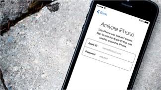 Kinh nghiệm mua iPhone cũ dịp Tết: iCloud ẩn và cách để phòng tránh