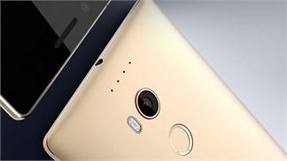 Smartphone Gionee dung lượng RAM thuộc hàng cao nhất hiện nay sắp trình làng