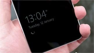 Tìm ra tính năng làm hao 43% pin trên Windows 10 Mobile