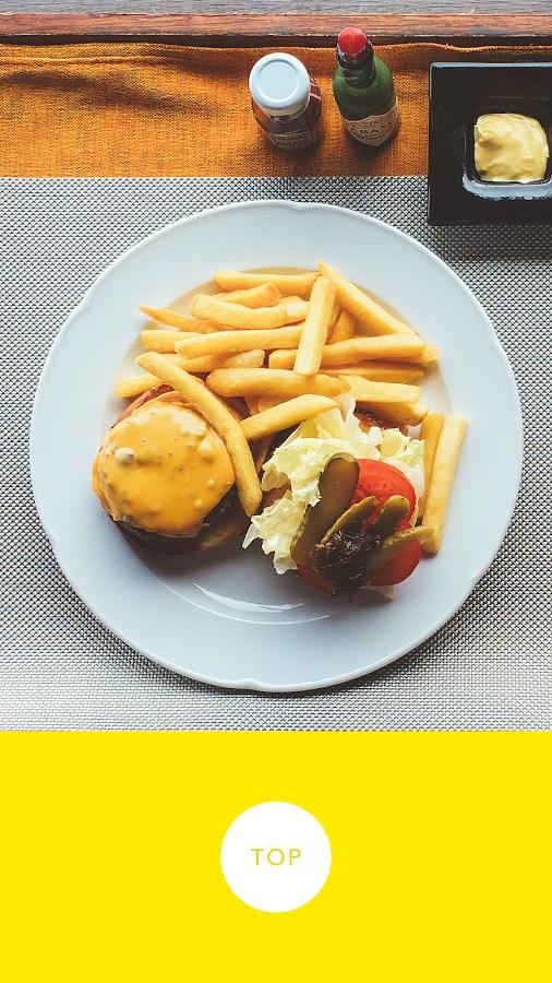 Foodie : Ứng dụng dành cho những người sành ăn