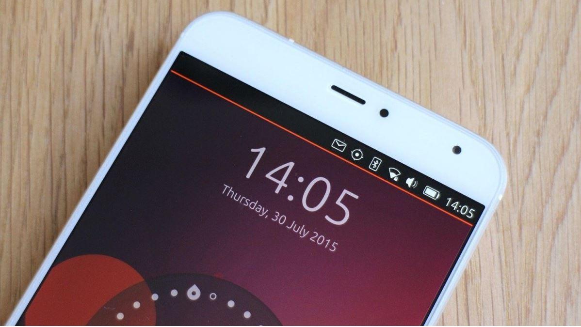 Meizu Pro 5 chạy Ubuntu ra mắt