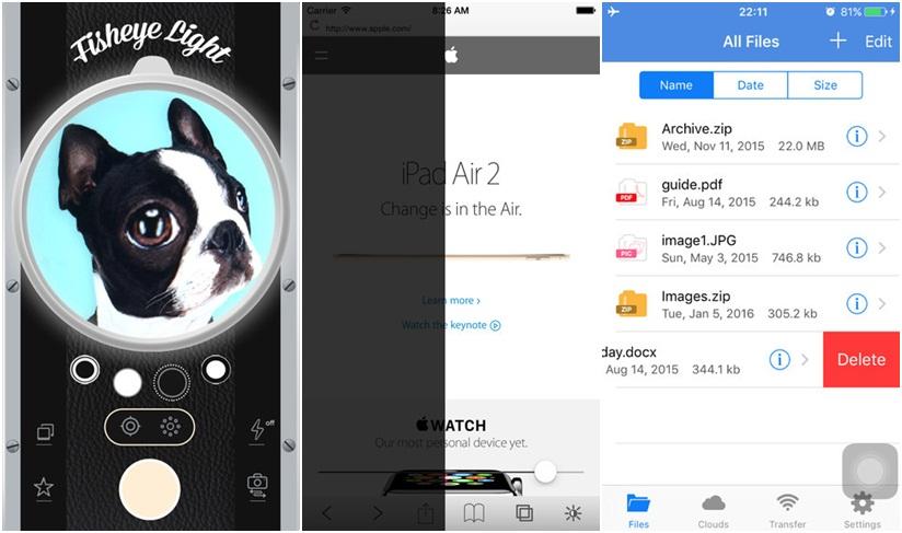 15 ứng dụng iOS miễn phí có hạn, Anchor Pointer siêu TỐT