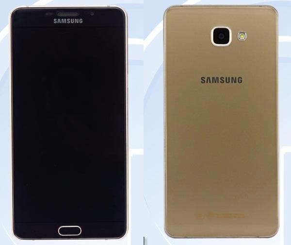 Thiết kế của Galaxy A9 Pro