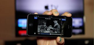 Cách chuyển hình từ iPhone lên tivi bằng dây cáp