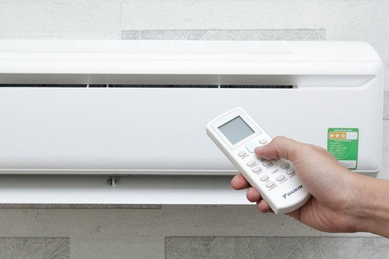 Nhãn năng lượng 3 sao của máy lạnh Daikin