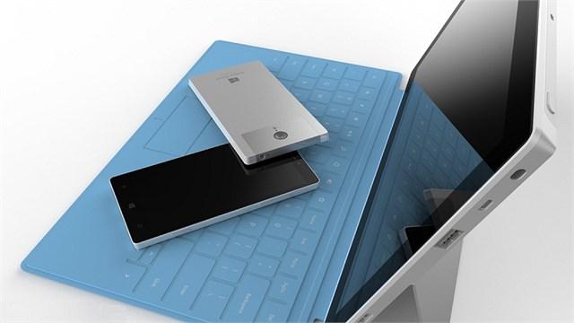 """Surface Phone bị """"đưa đẩy"""" phải dùng chip Snapdragon 830"""