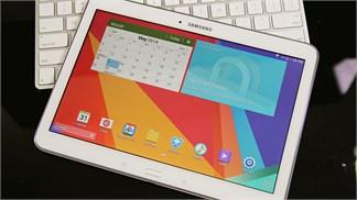Tablet cỡ lớn Samsung Galaxy Tab 4 Advanced xuất hiện cấu hình