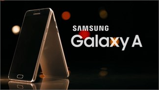Galaxy A4 2016 lần đầu xuất hiện kèm giá bán khá cao