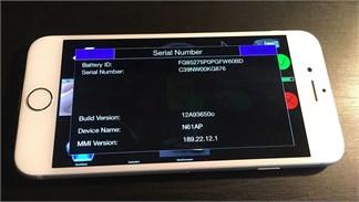 Nguyên mẫu iPhone 6 chạy Switchboard OS được rao bán hơn 100 triệu đồng