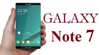Samsung sẽ không ra mắt Galaxy Note 6 mà sẽ là Galaxy Note 7