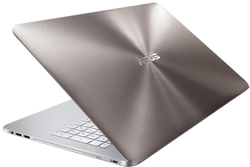 Asus ra mắt laptop giải trí với màn hình 4K, chip i7, RAM 8 GB