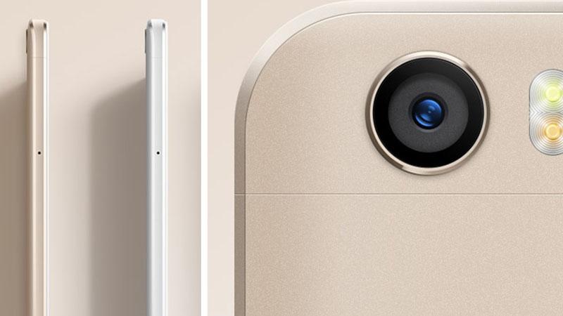 Camera Xiaomi Mi Max