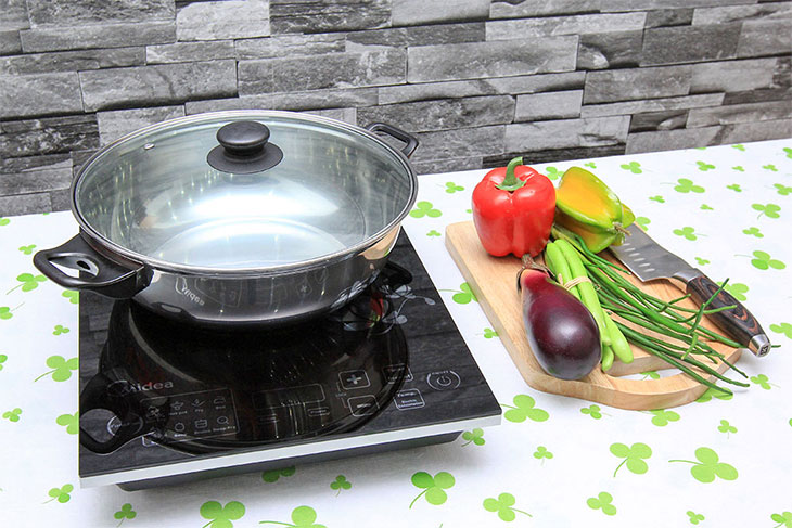 5 lợi ích khi sử dụng bếp từ