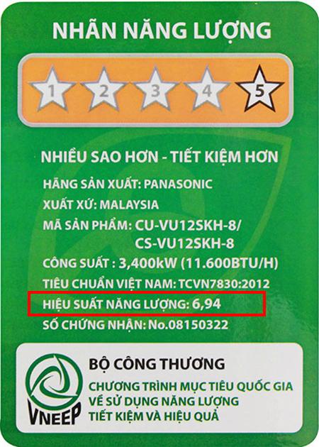 Hiệu suất năng lượng (HSNL)