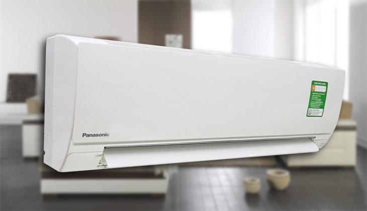 Mẫu mã điều hòa Panasonic phong phú