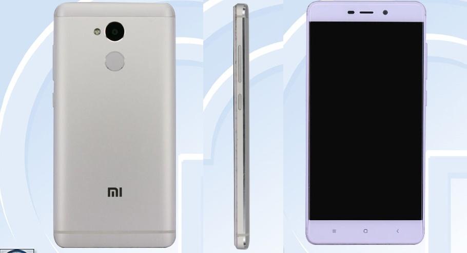 Xiaomi Redmi 4 lộ đầy đủ cả cấu hình lẫn thiết kế