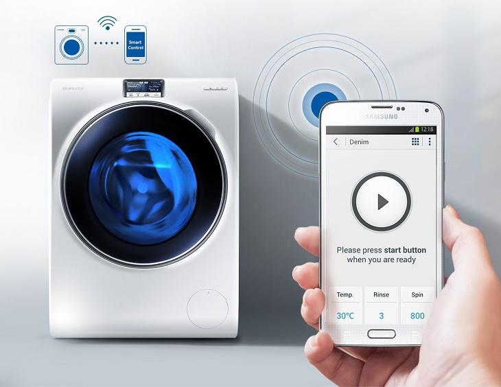 Chức năng chẩn đoán thông minh trên máy giặt là gì?