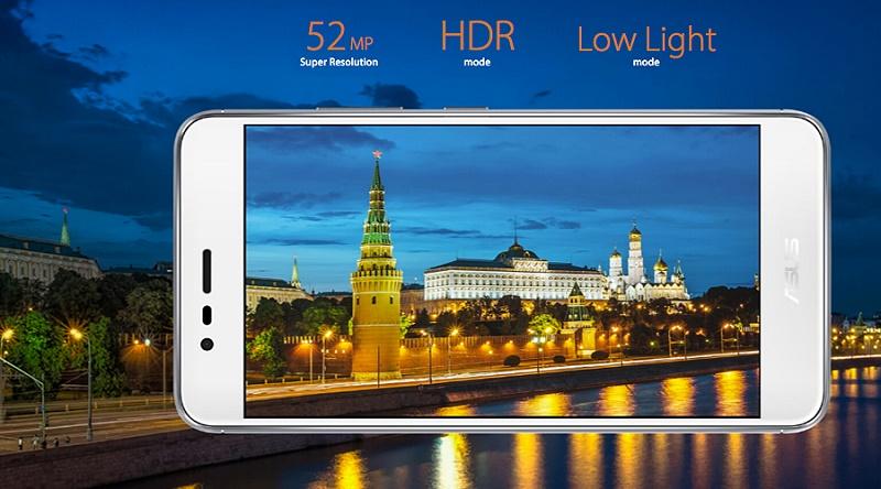 Asus ZenFone 3 Max khung vỏ kim loại, giá tốt chính thức lên kệ TGDĐ
