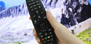Cách sử dụng điều khiển thông minh Magic Remote trên Smart tivi LG 2016