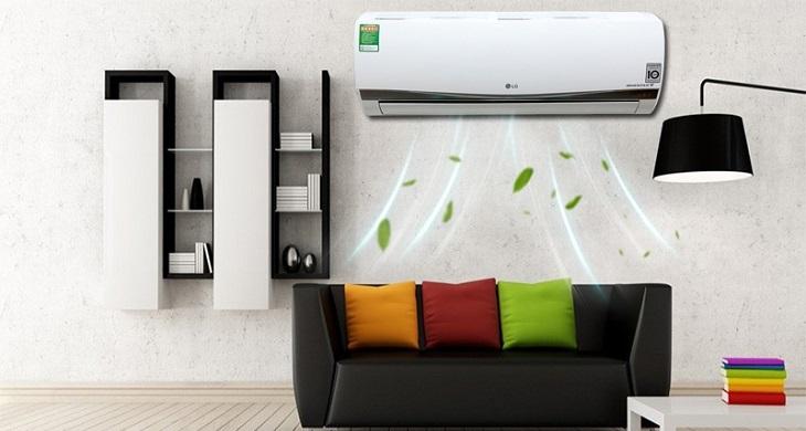 Công nghệ Inverter của điều hòa 1 chiều LG