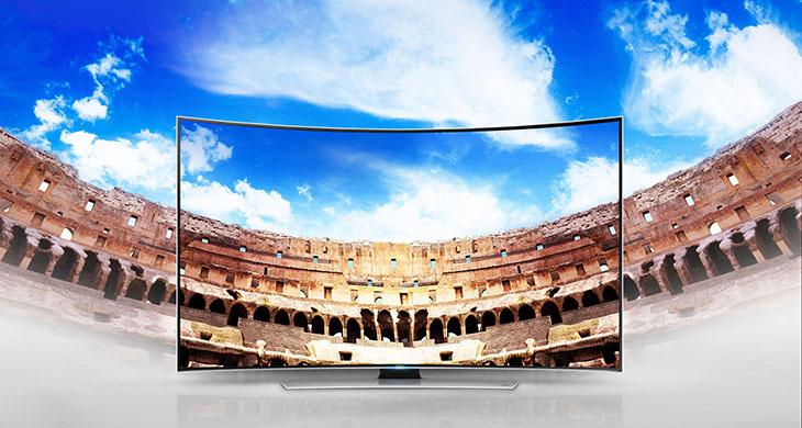 Tivi màn hình cong