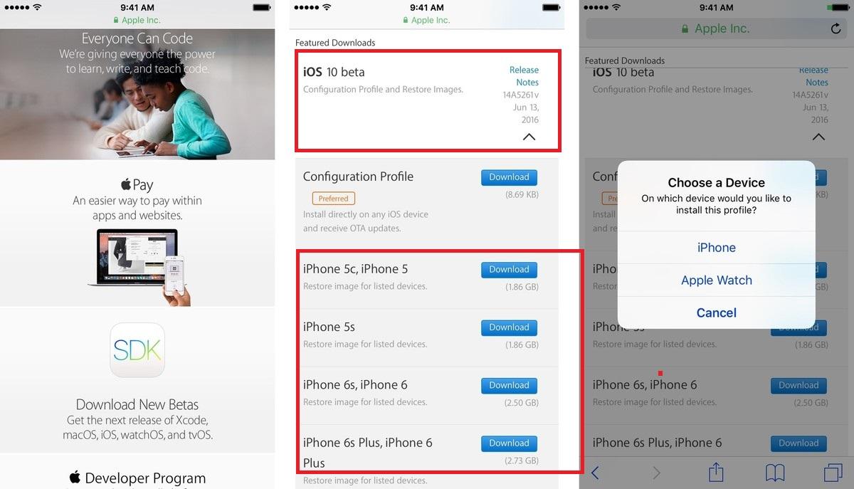 iOS 10.2 beta 5 được phát hành cho người dùng, mời bạn tải về