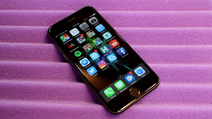 Làm gì khi iPhone bị treo?