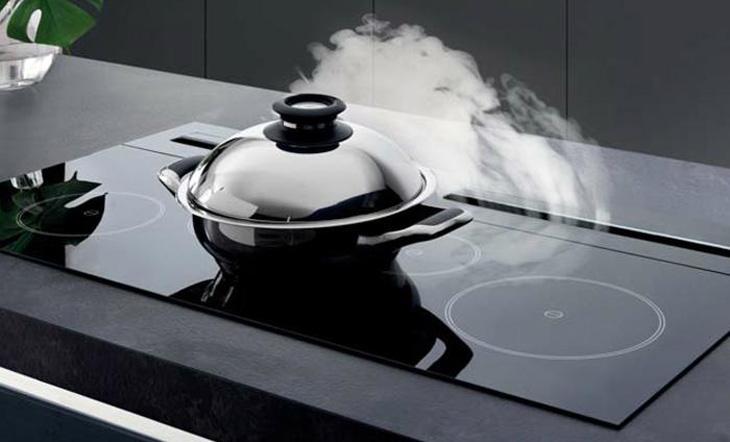 Kết quả hình ảnh cho bếp từ âm