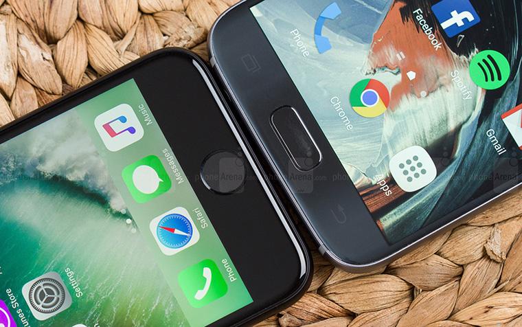 Có tiền, nên mua iPhone hay Samsung? - 187017