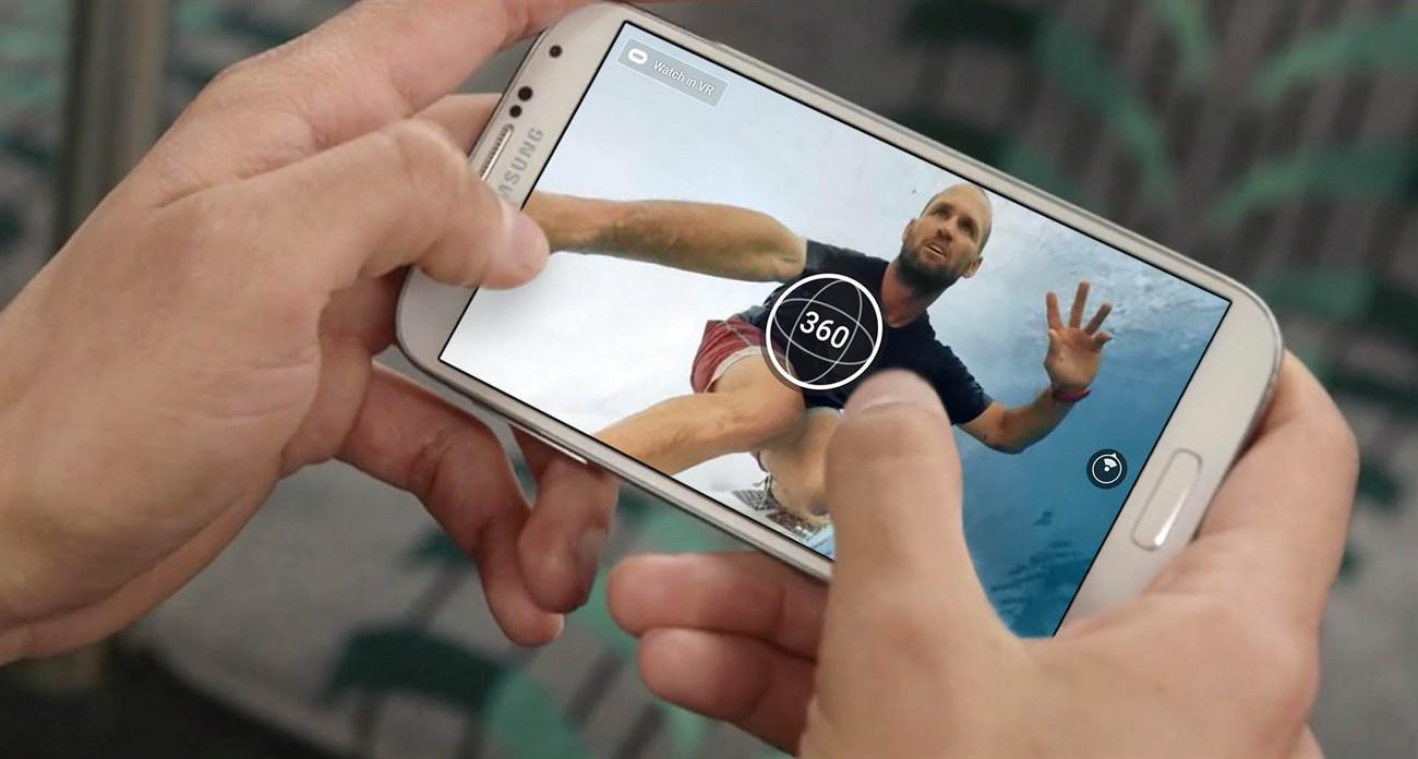 Xem ảnh 360 độ trên Facebook là một trải nghiệm hoàn toàn mới và thu hút người dùng