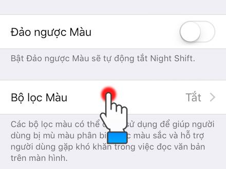Cách khắc phục màn hình điện thoại iPhone bị ám vàng