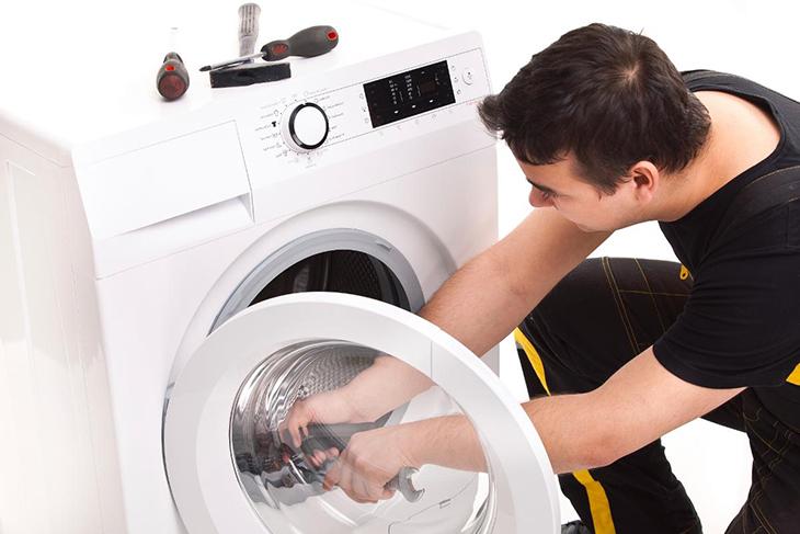 máy giặt không vắt 5
