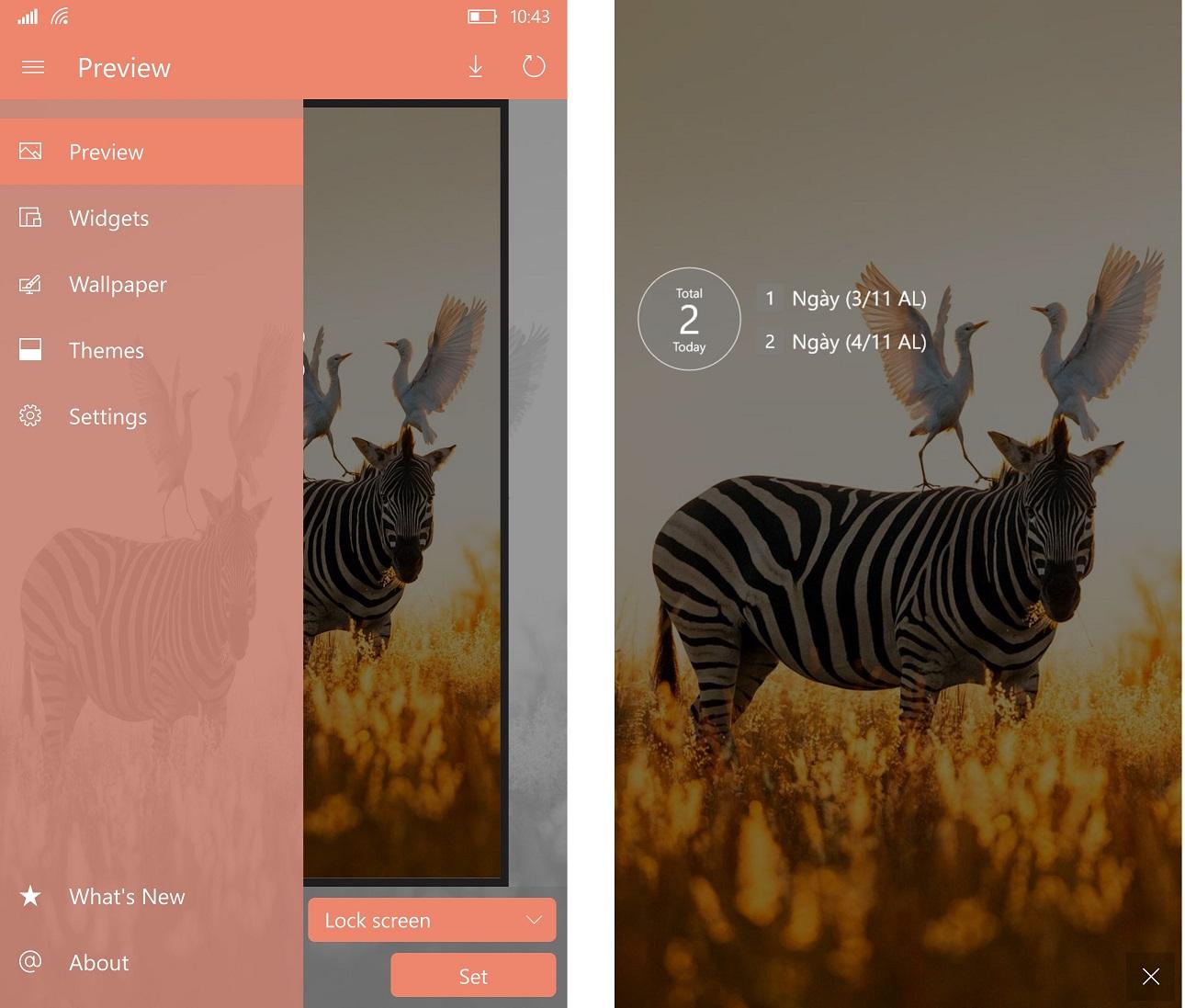 Win Screens: Ứng dụng tạo màn hình khóa sành điệu cho Windows Phone