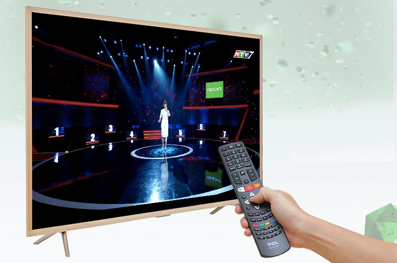 kiểm tra remote tivi