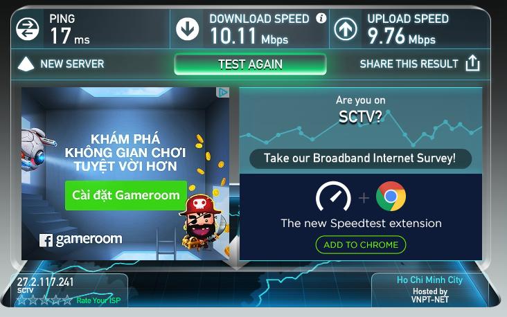 Speedtest.com