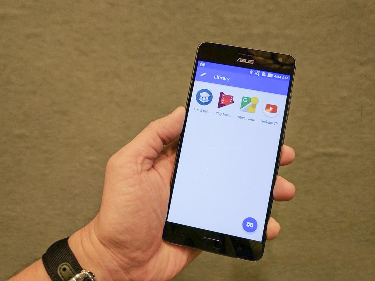 Asus là hãng smartphone tiếp tục dẫn đầu về trang bị RAM cho smartphone