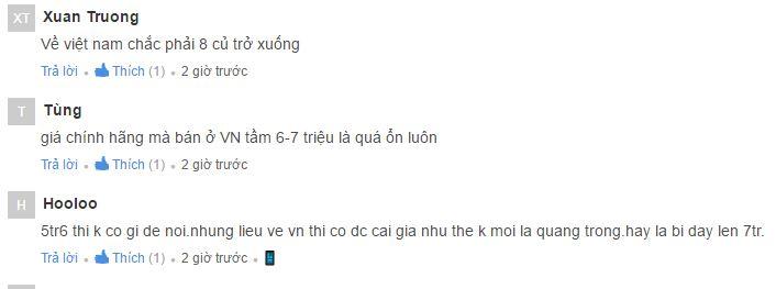 Người dùng Việt Nam nói gì khi Nokia 6 ra mắt trở lại? - 164196