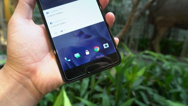 Hình ảnh trên tay bộ đôi HTC U Ultra và U Play đầu tiên tại Việt Nam - ảnh 4