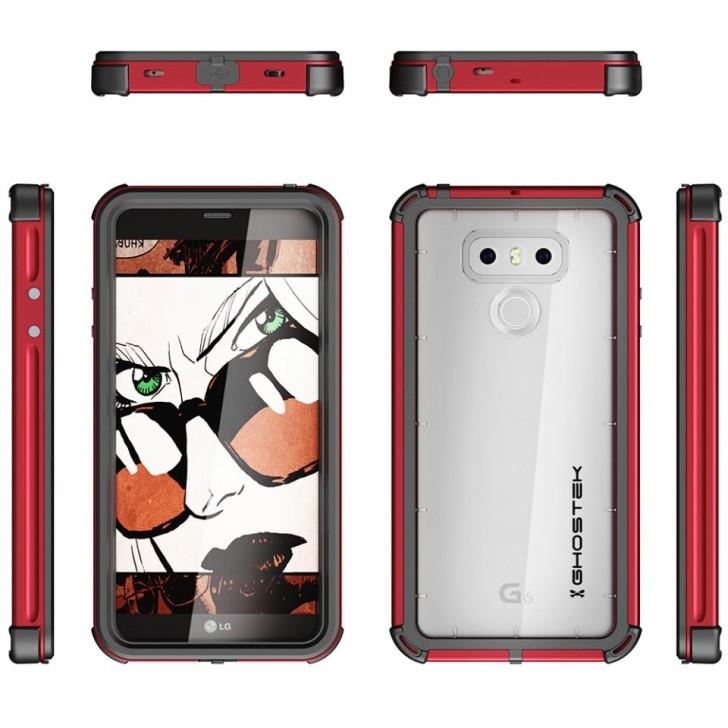 LG G6 lộ thiết kế đẹp không thua kém gì Galaxy S8