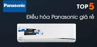 Top 5 điều hòa Panasonic giá rẻ