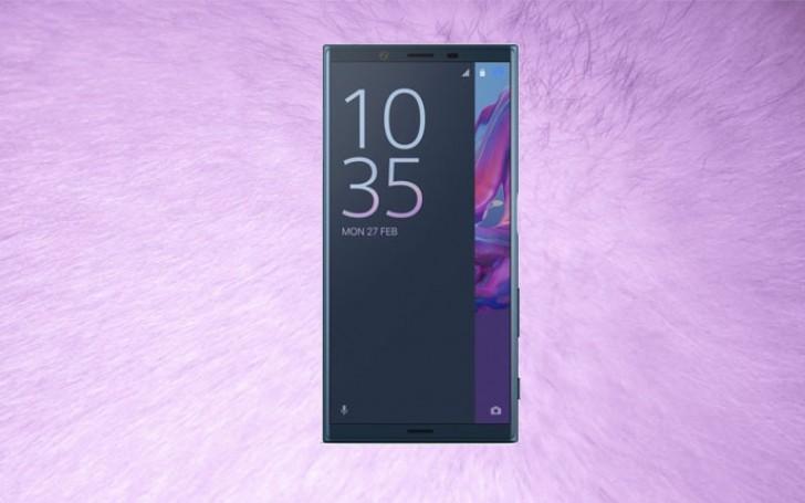 Sony Xperia X (2017) lộ ảnh render với thiết kế viền siêu mỏng