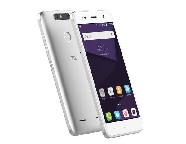 Bộ đôi smartphone tầm trung chuyên selfie của ZTE