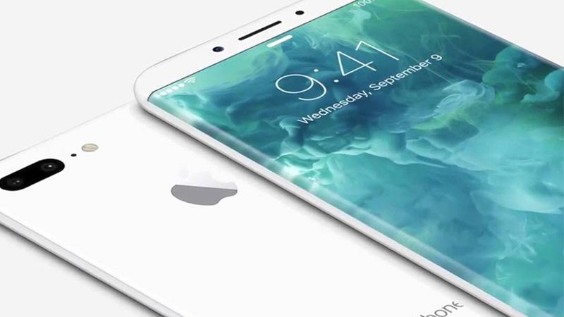 Iphone 8 tràn cạnh
