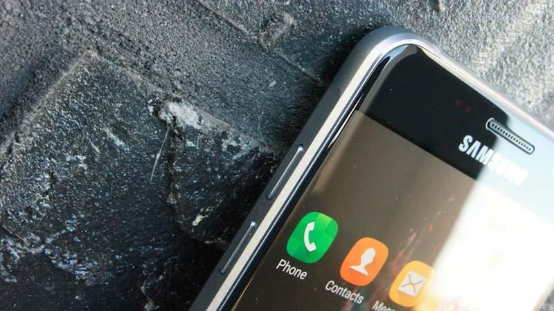 Samsung Galaxy S7 màn hình cong 2,5D