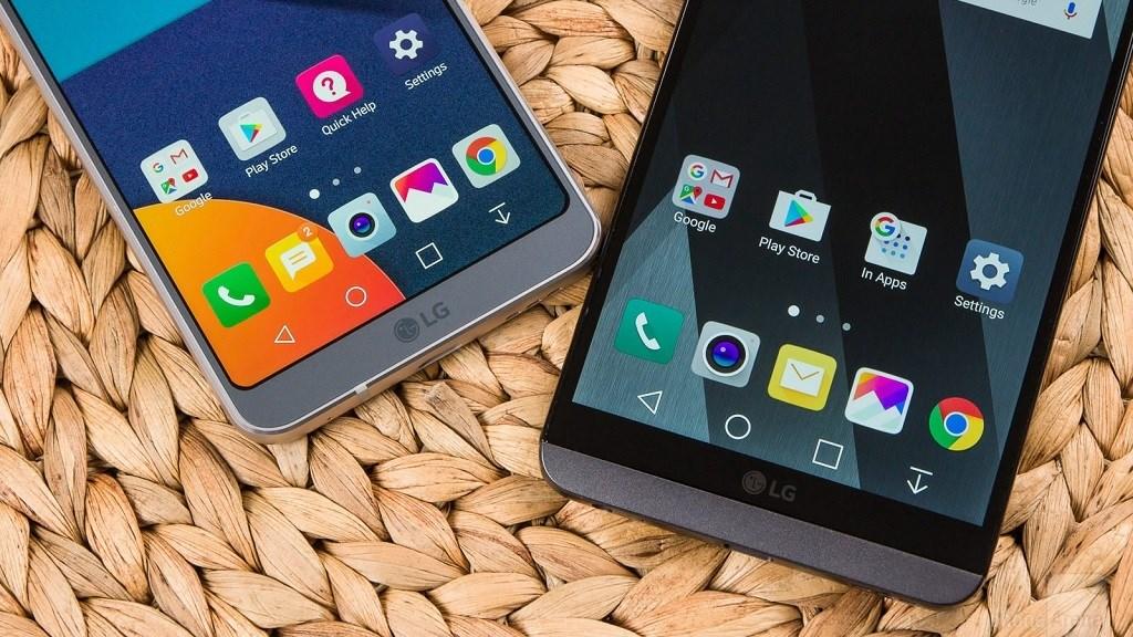 So sánh LG G6 đối đầu LG V20: Gà cùng một mẹ, đá hoài mới vui - ảnh 4