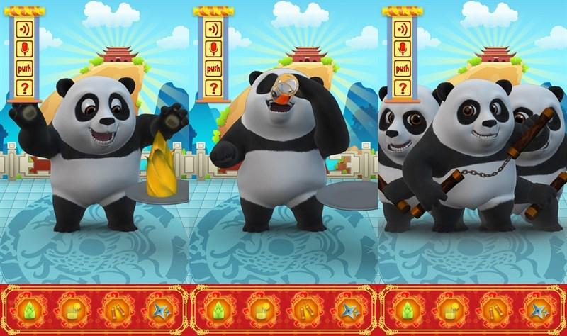 Trước khi được miễn phí Talking Bruce the Panda có giá 1,99 USD