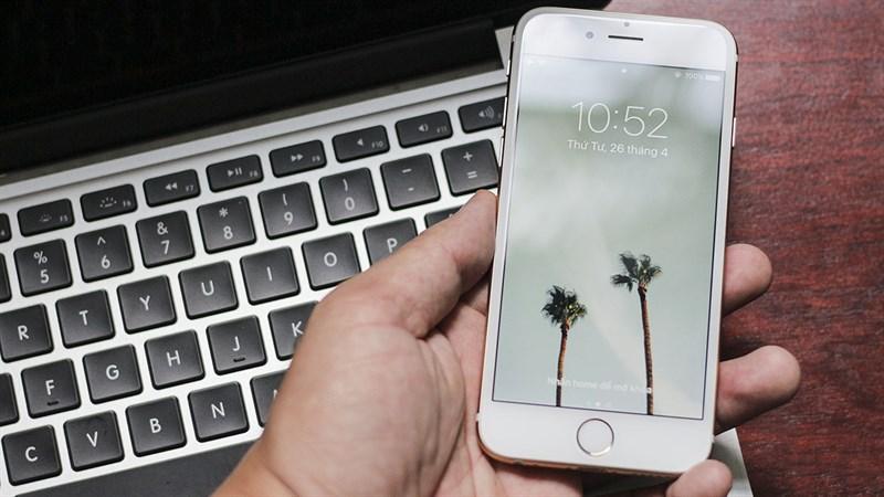 iphone 6 32gb - iPhone 6 32GB (2017): Điện thoại tầm trung hoàn hảo
