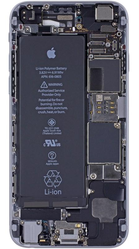 Hình ảnh của iPhone 6