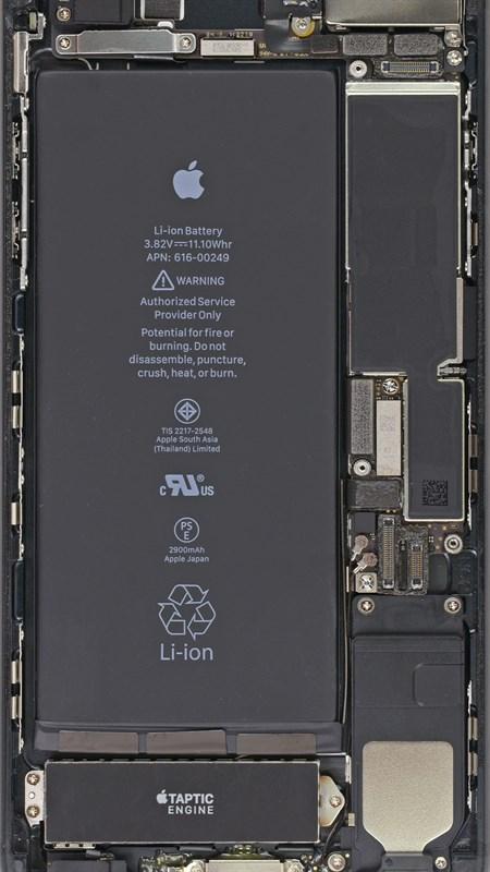 Hình của iPhone 7 Plus